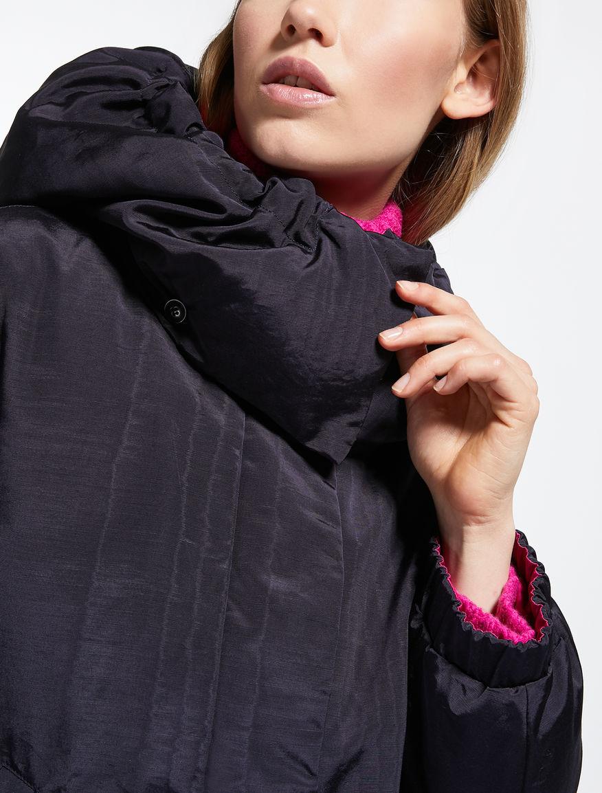 Reversible viscose down jacket Weekend Maxmara