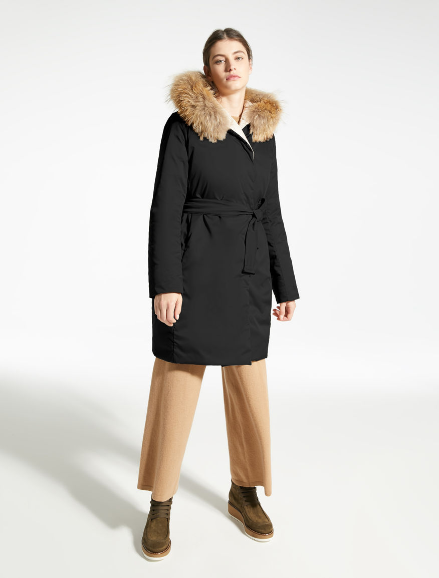 Water-repellent down coat Weekend Maxmara