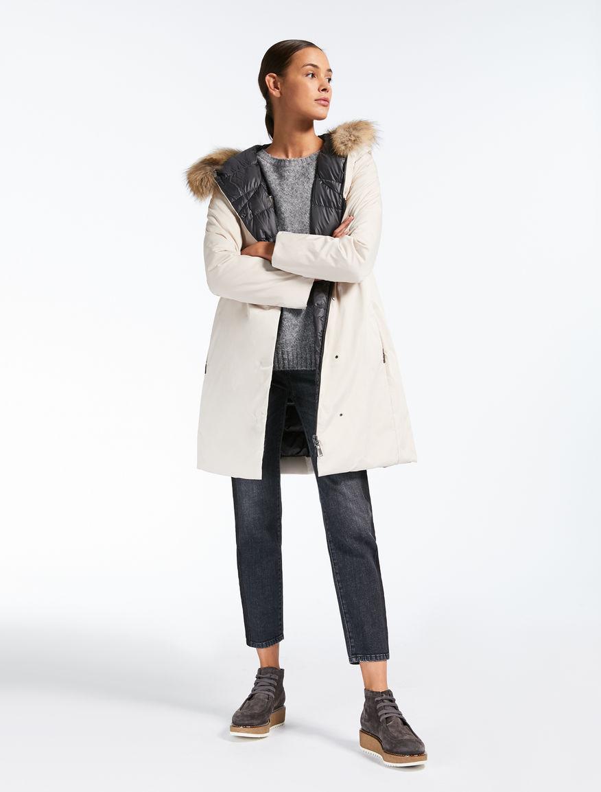 Water-repellent down coat Weekend Maxmara