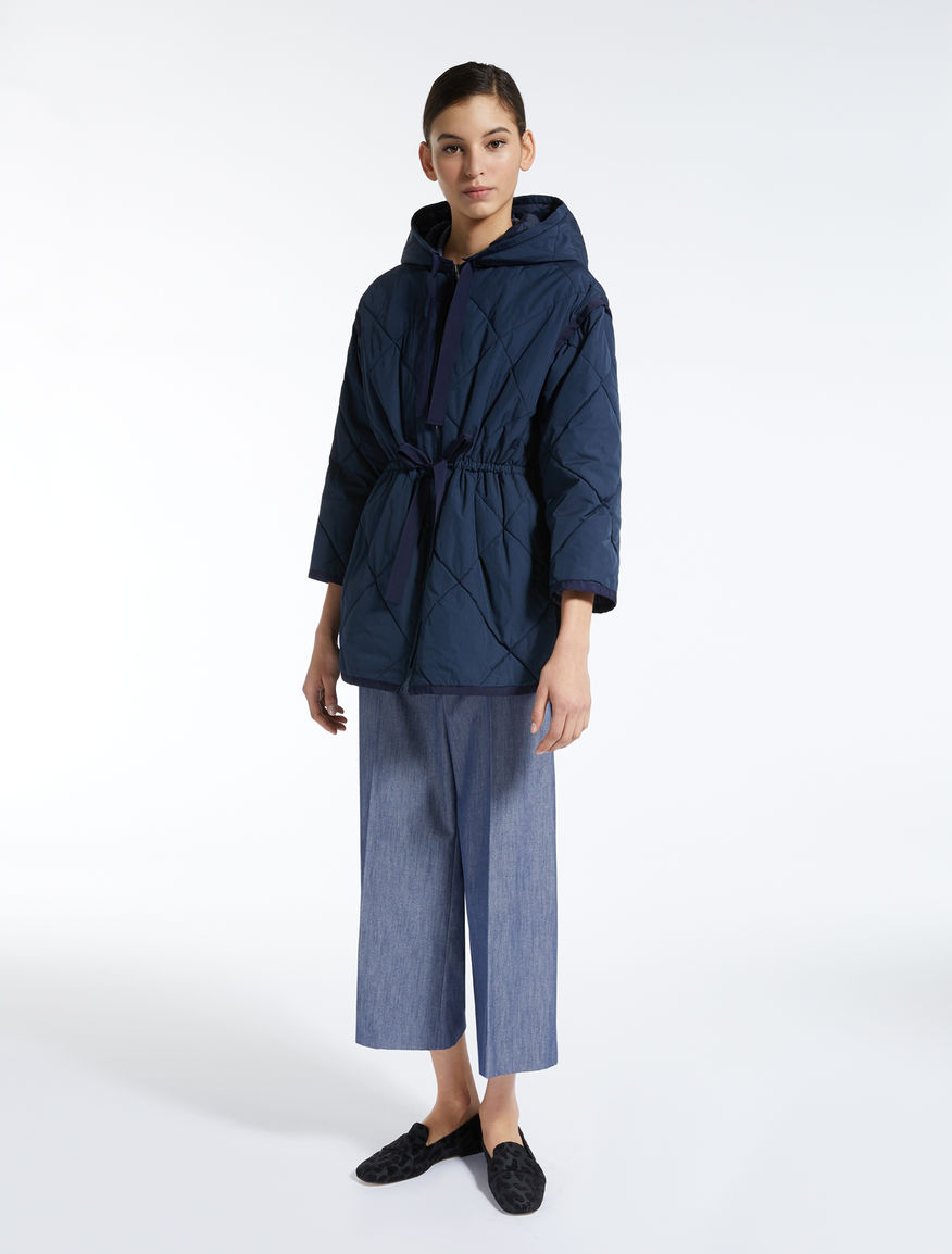 Over-All - Piumino in gabardina antigoccia Weekend Maxmara