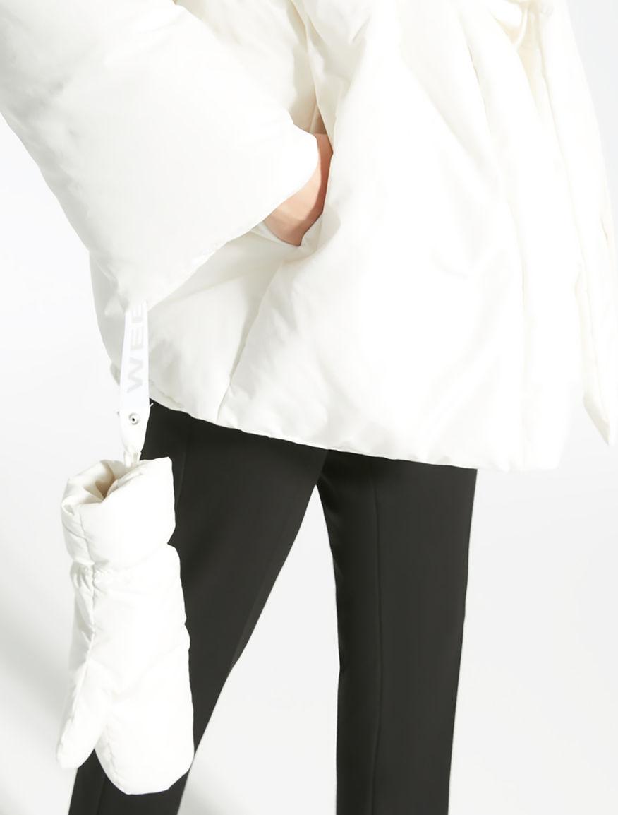 Water-repellent canvas down coat Weekend Maxmara