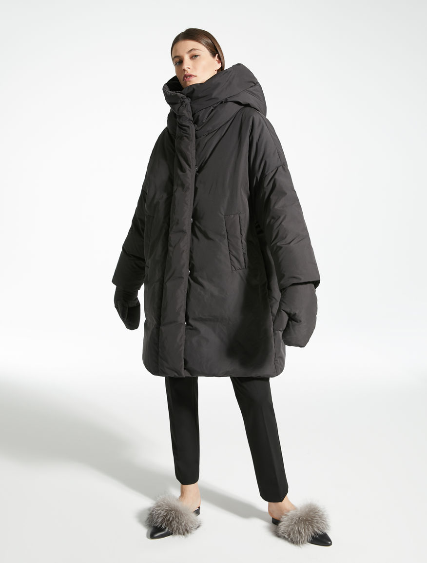 Water-repellent canvas down coat Weekend Maxmara