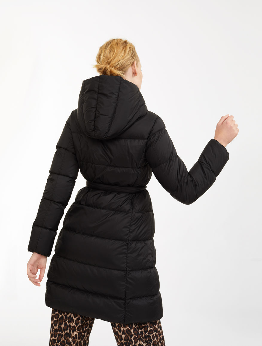 Water-repellent nylon canvas down coat Weekend Maxmara