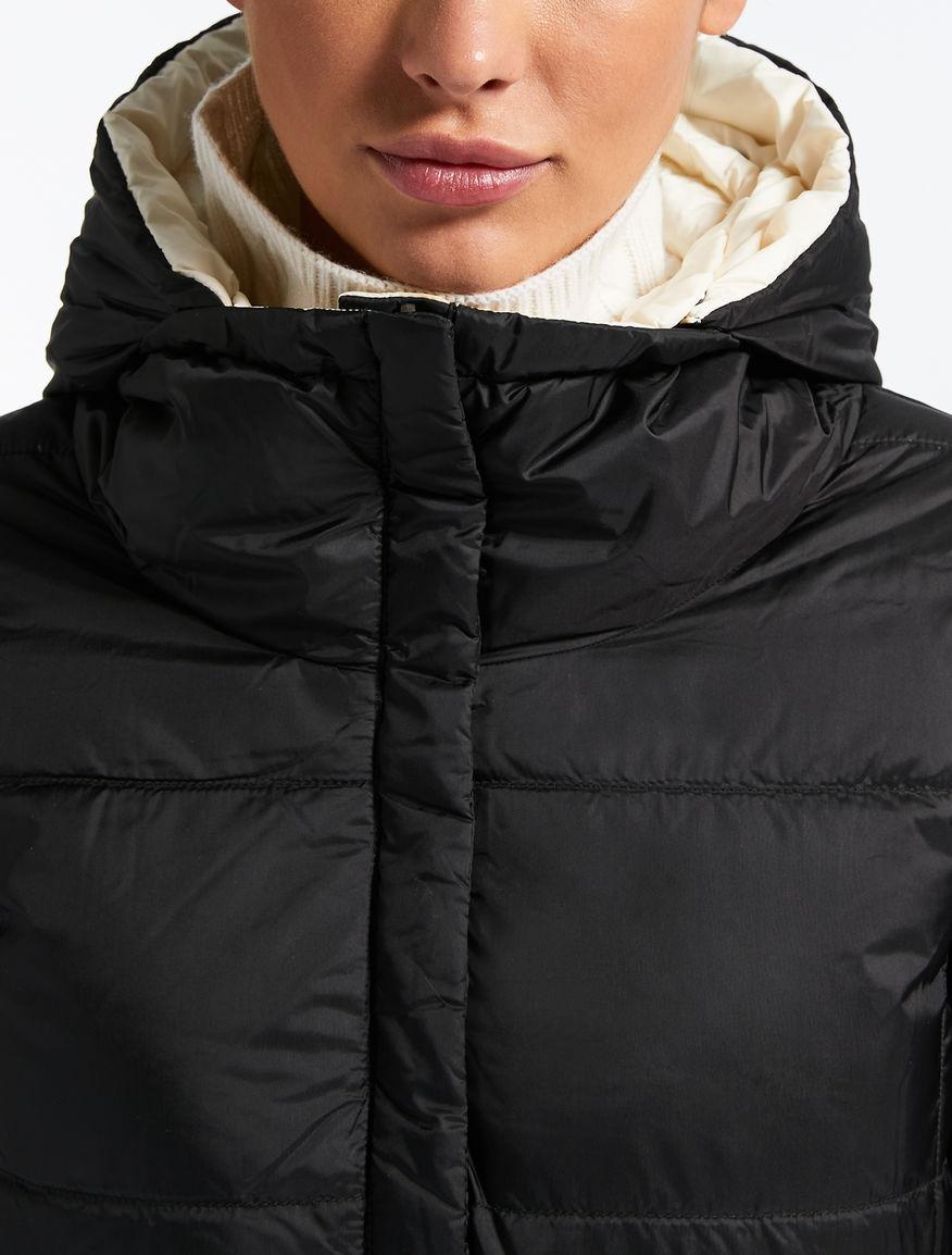 Water-repellent nylon canvas down coat Weekend Maxmara