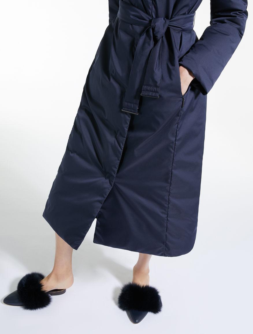 Water-repellent reversible down coat Weekend Maxmara