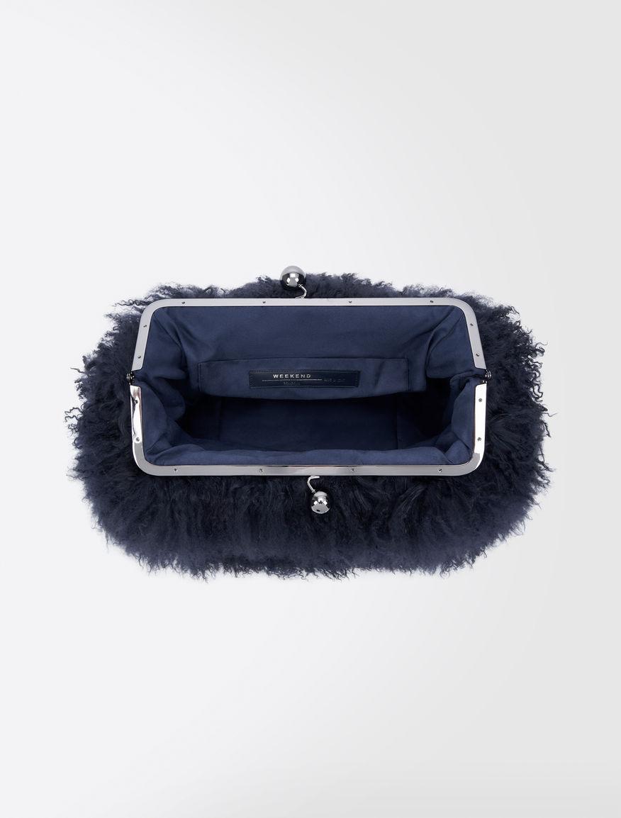 Fur Maxi Pasticcino Bag Weekend Maxmara