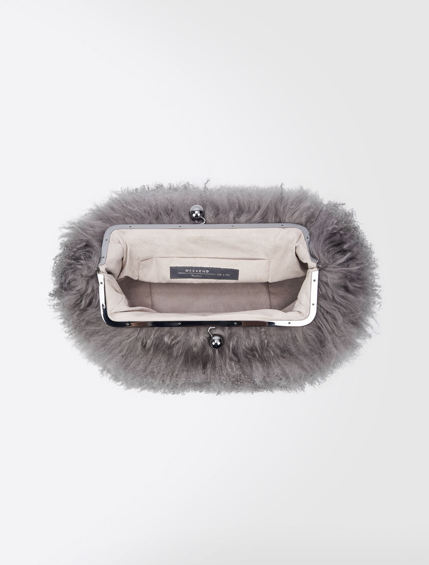 Fur Maxi Pasticcino Bag Weekend Maxmara