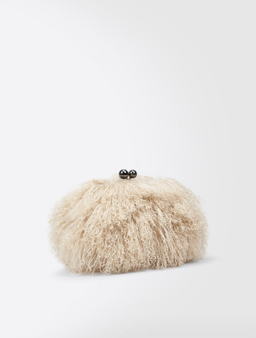 Fur Medium Pasticcino Bag Weekend Maxmara