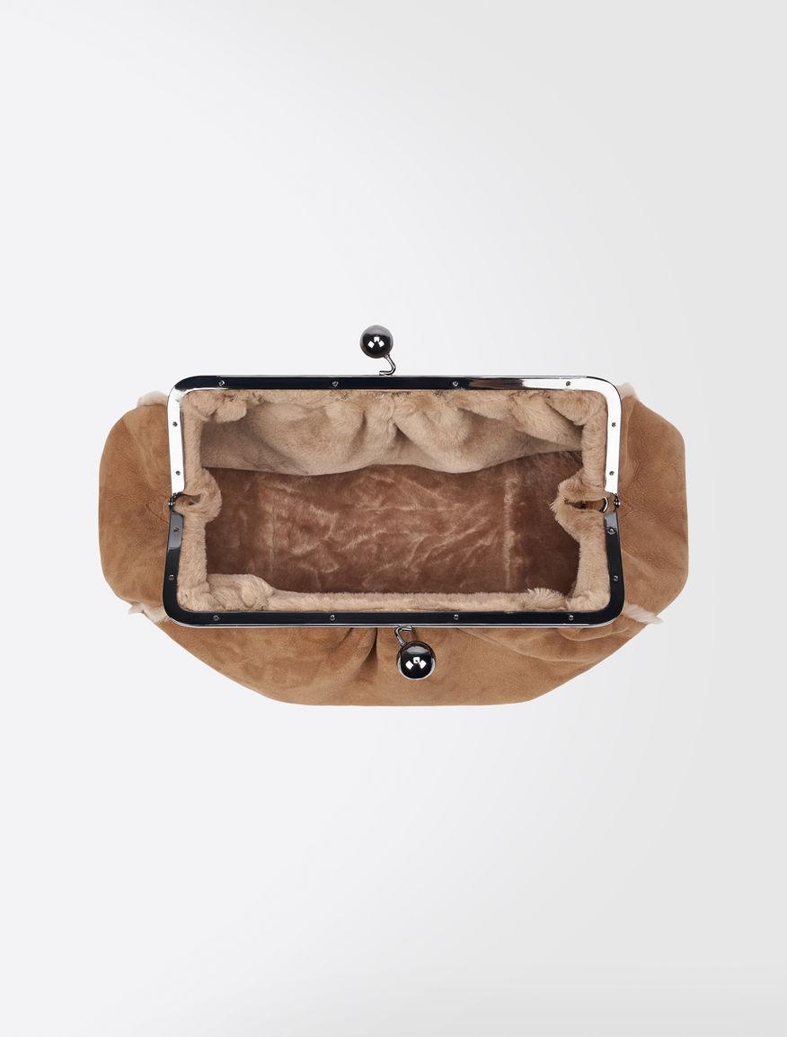 Pasticcino Bag Maxi in montone Weekend Maxmara