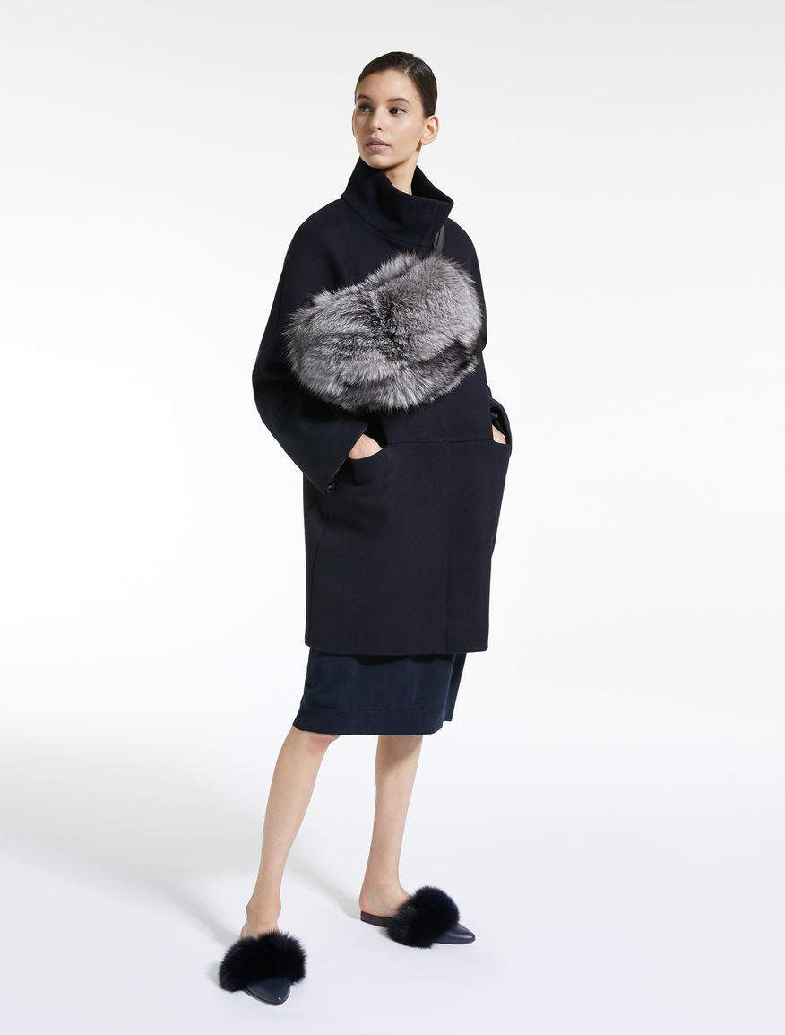 Fox fur Medium Pasticcino Bag Weekend Maxmara