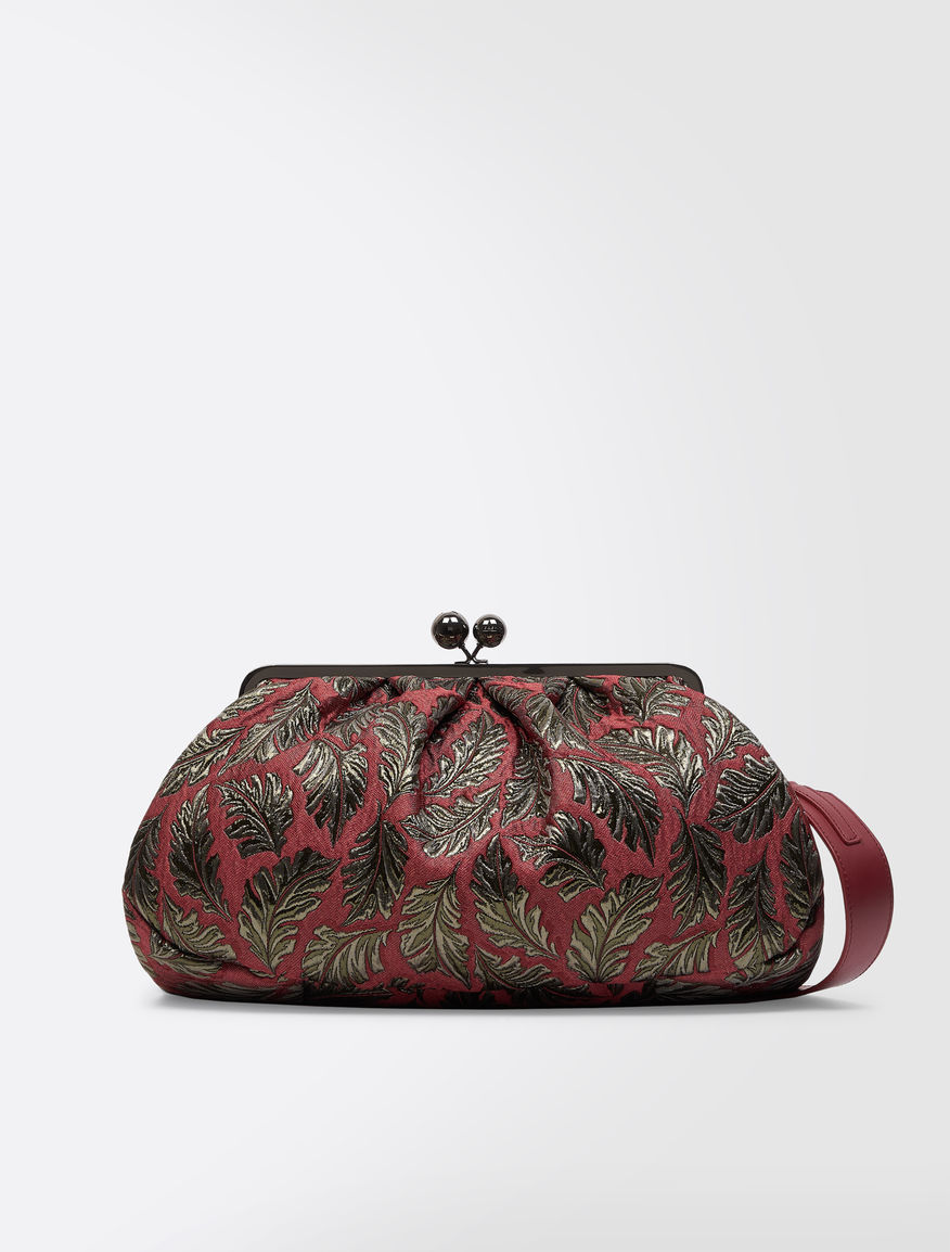 Maxi Pasticcino Bag in jacquard fabric Weekend Maxmara