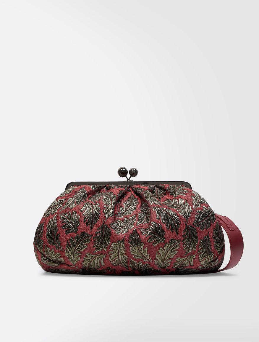 Pasticcino Bag Maxi in tessuto jacquard Weekend Maxmara
