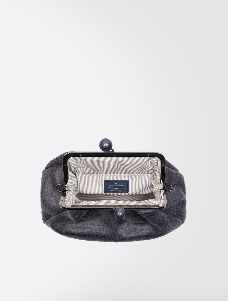 Medium Pasticcino Bag in silk satin Weekend Maxmara