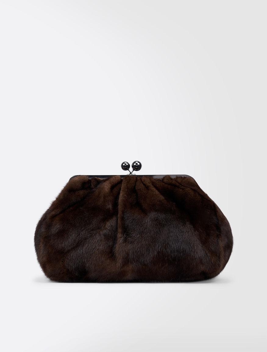 Maxi Pasticcino Bag in mink Weekend Maxmara