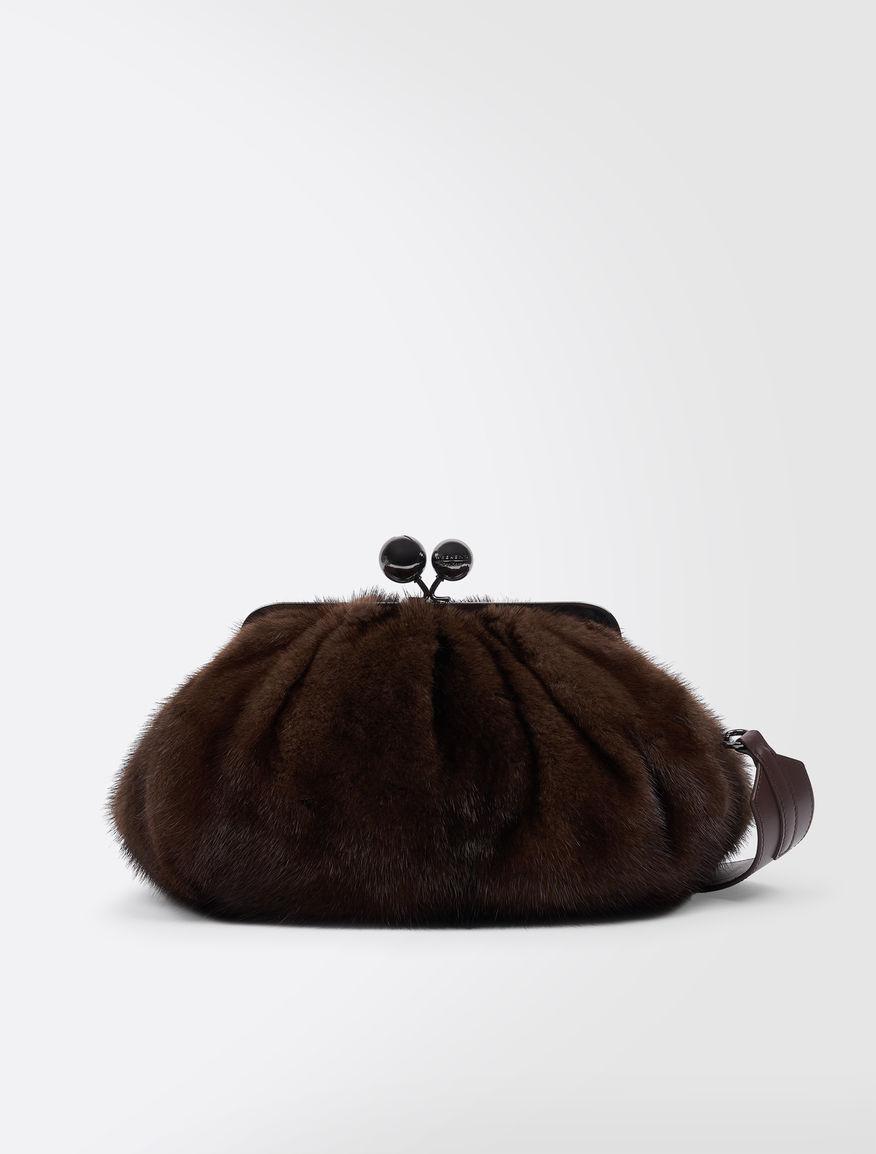 Medium Pasticcino Bag in mink Weekend Maxmara