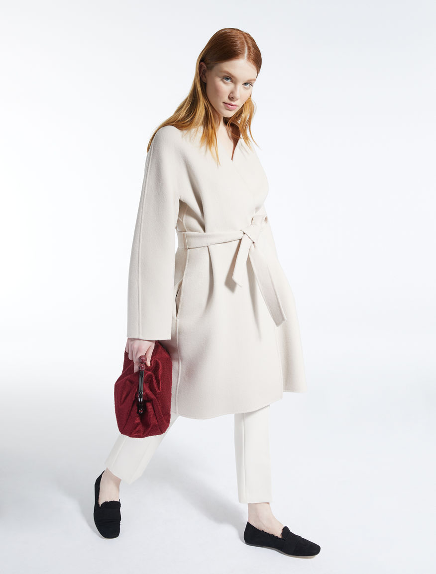 Mocassini in pelle scamosciata Weekend Maxmara