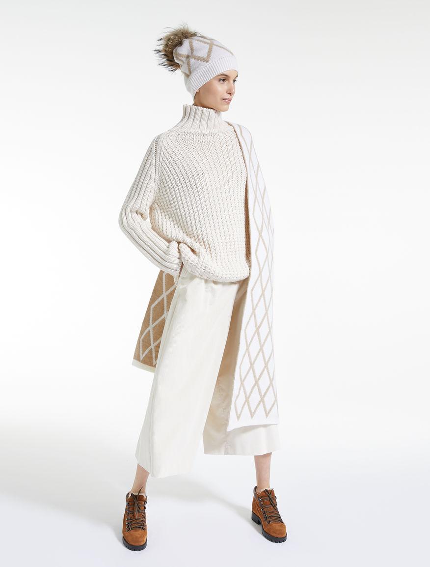 Sciarpa in lana Weekend Maxmara