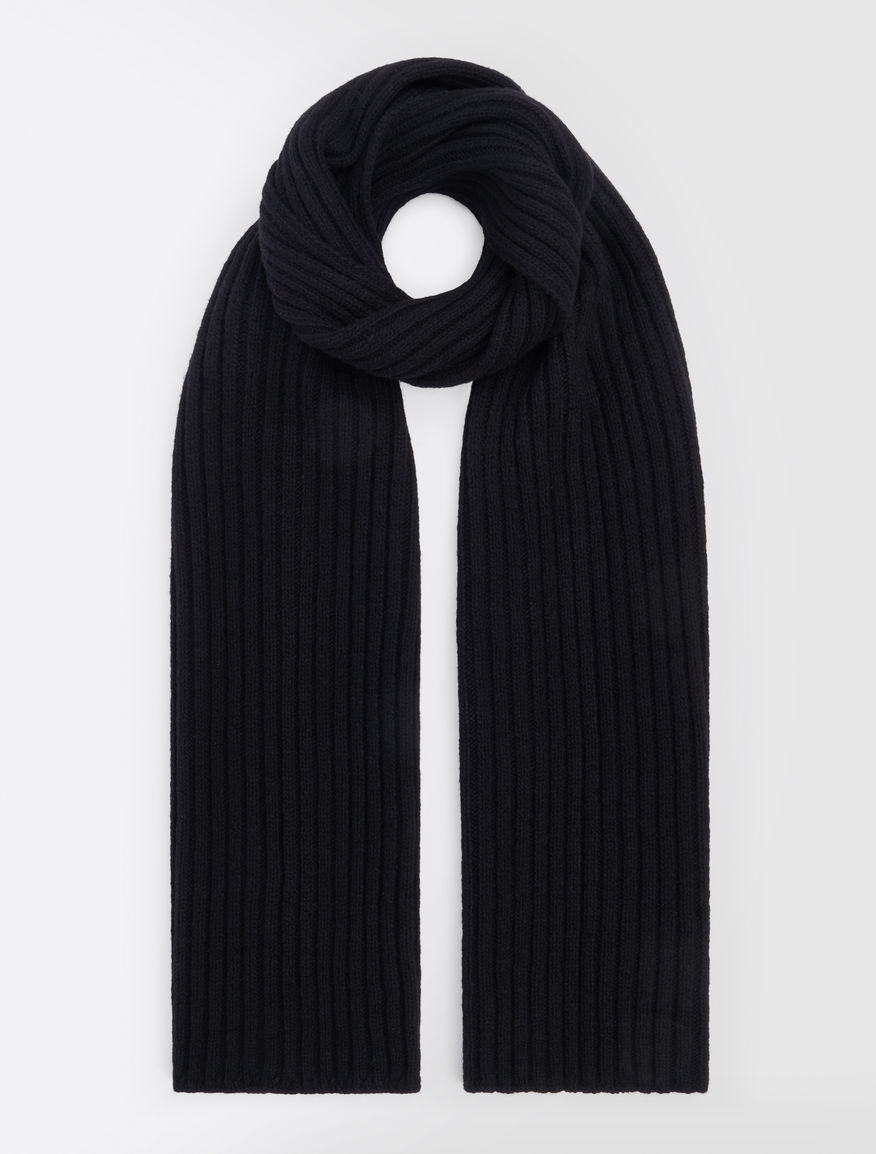 Ribbed wool scarf Weekend Maxmara