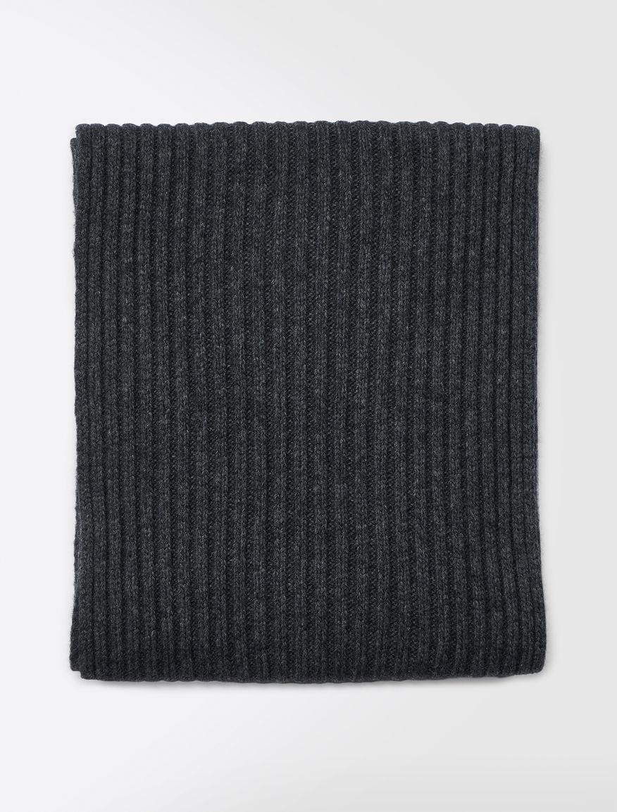 Sciarpa in lana a coste Weekend Maxmara