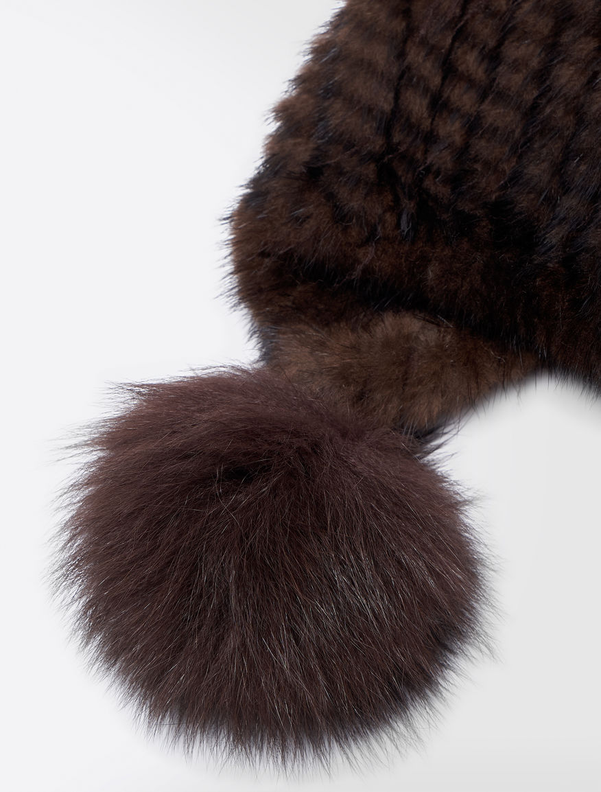 Mink beret Weekend Maxmara