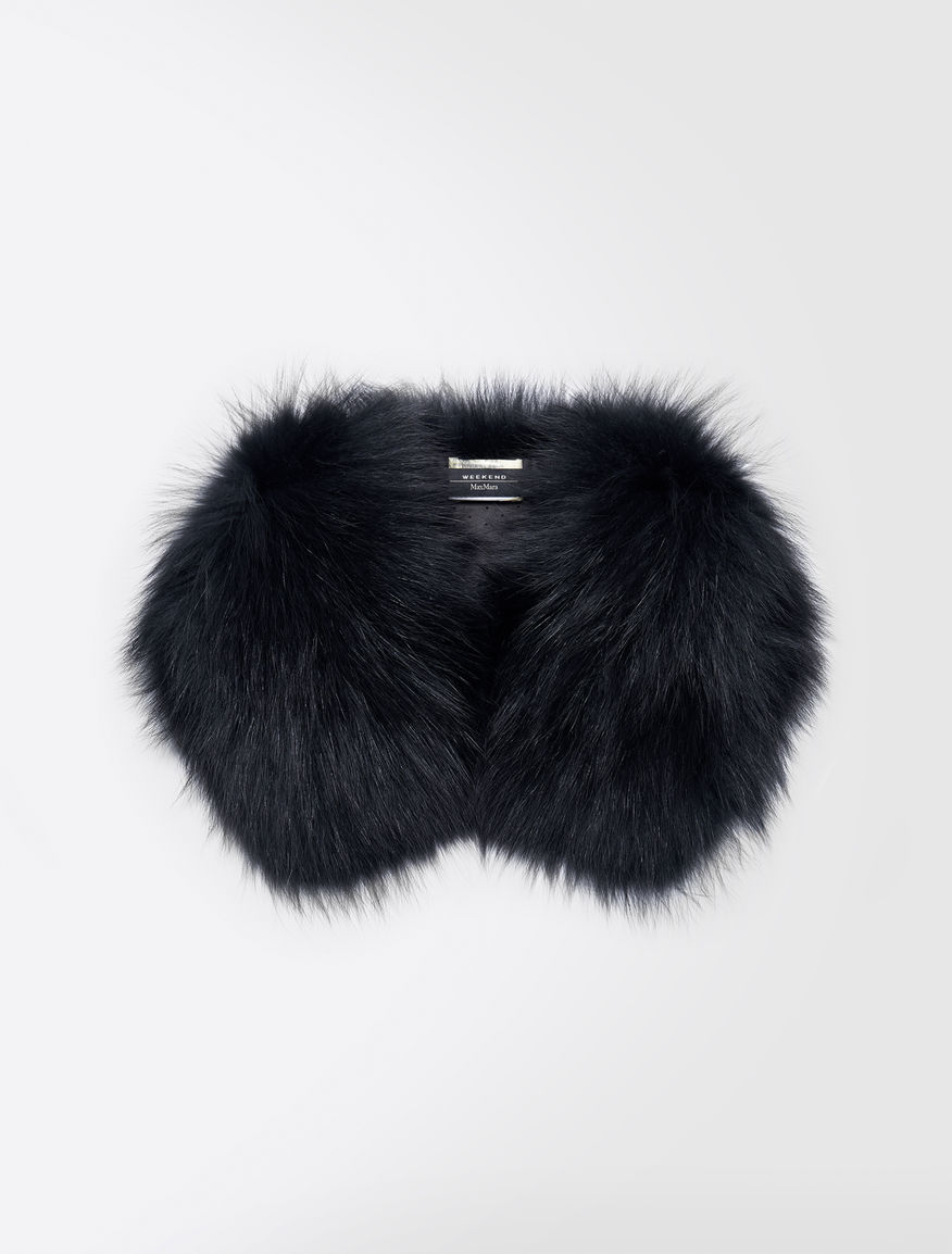 Fox fur stole Weekend Maxmara