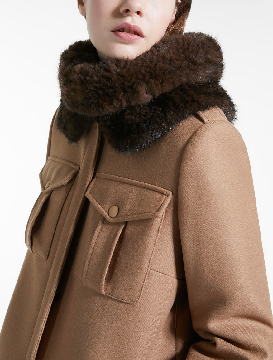 Mink fur stole Weekend Maxmara