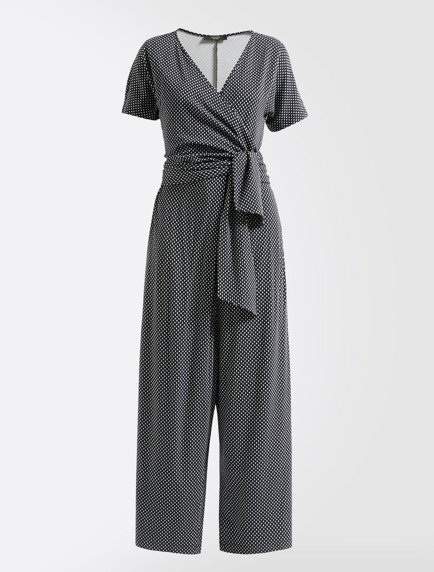 Viscose knit jumpsuit Weekend Maxmara