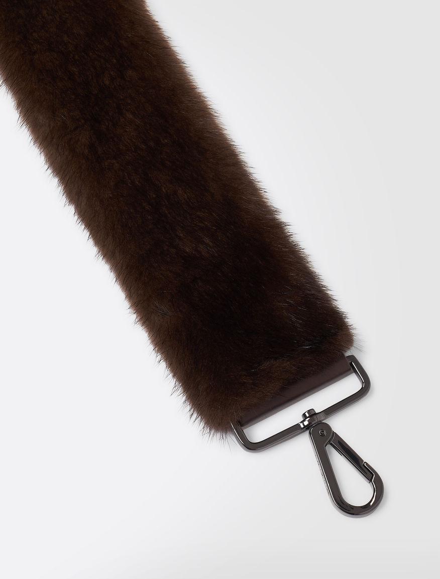 Mink crossbody bag Weekend Maxmara
