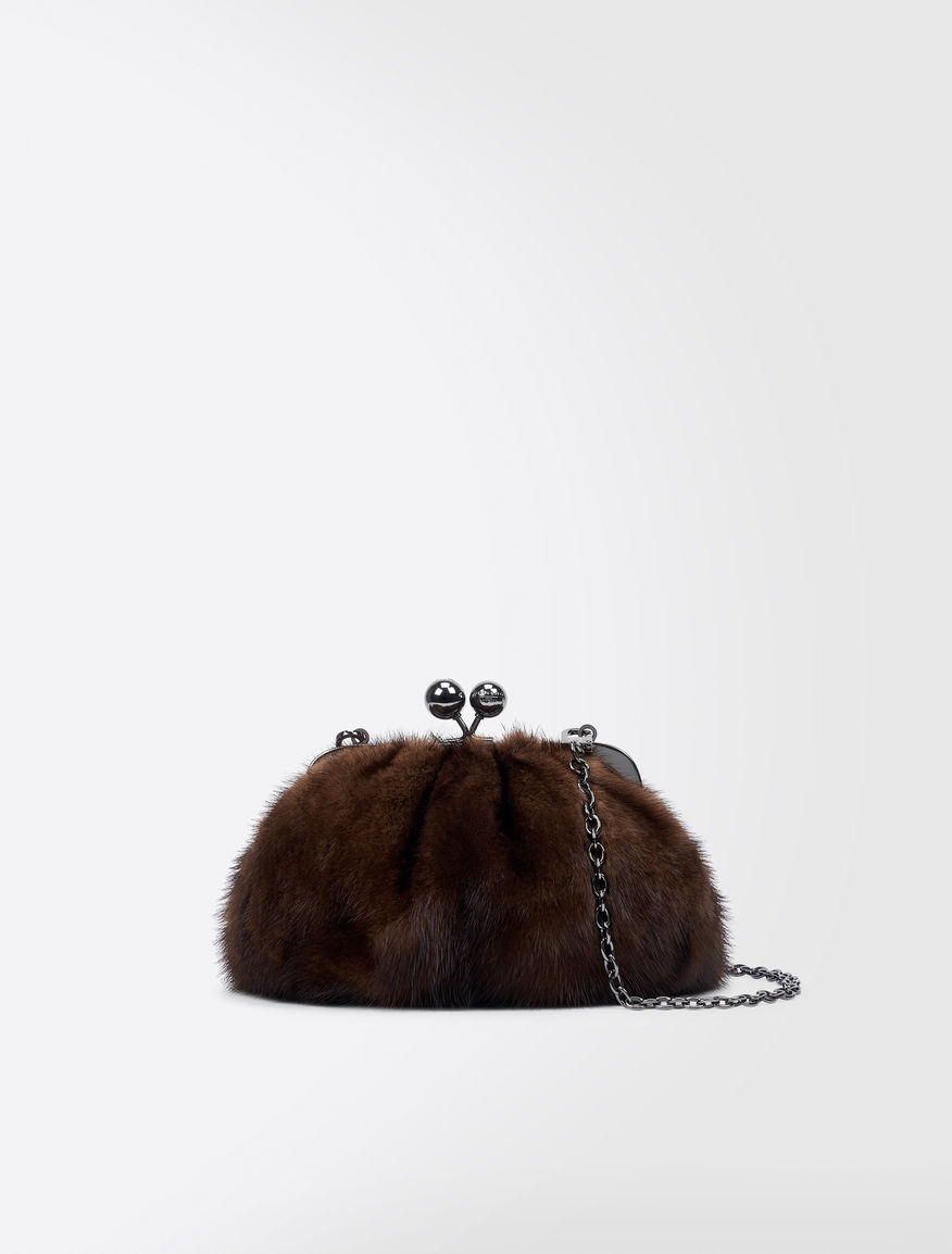 Mini Pasticcino Bag in mink Weekend Maxmara