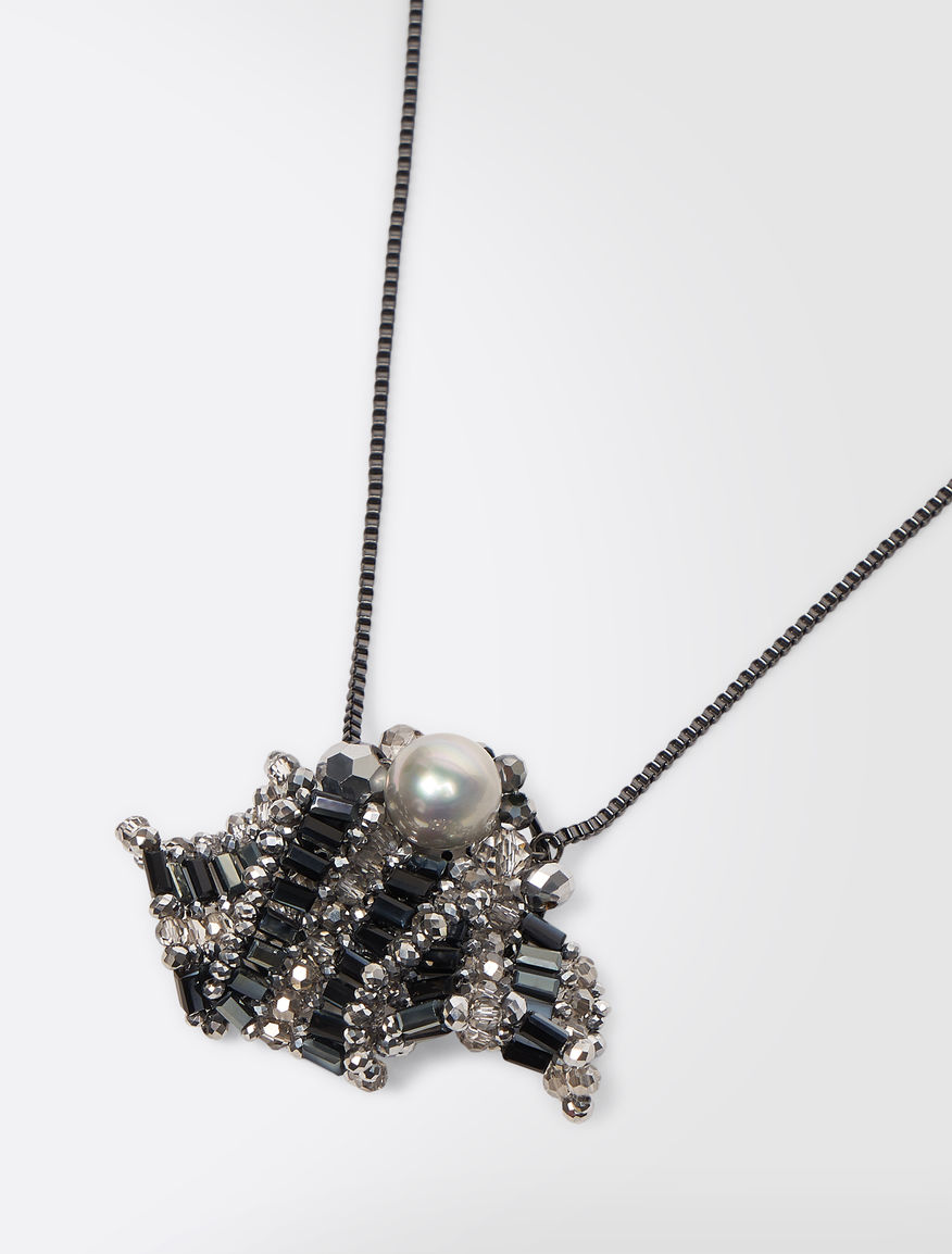 Charm necklace with pendant Weekend Maxmara