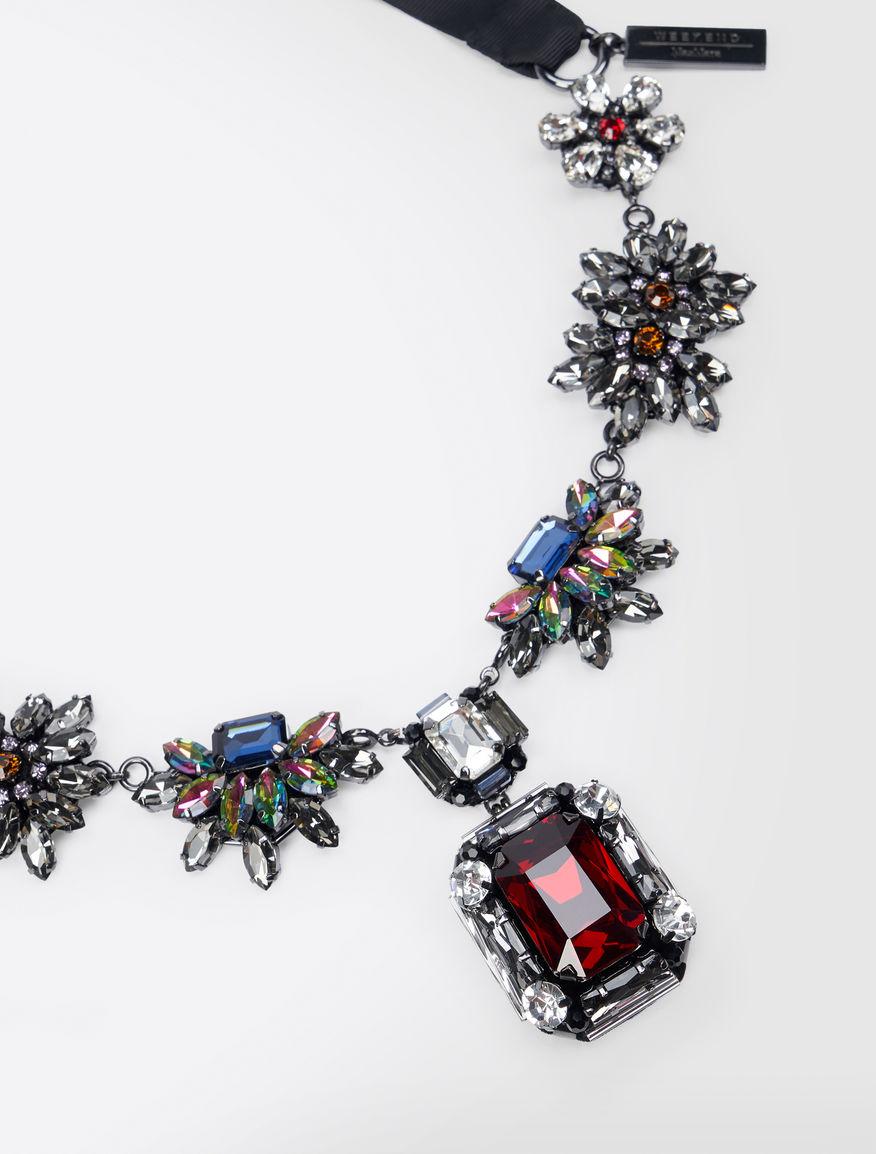 Jewel necklace with pendant Weekend Maxmara