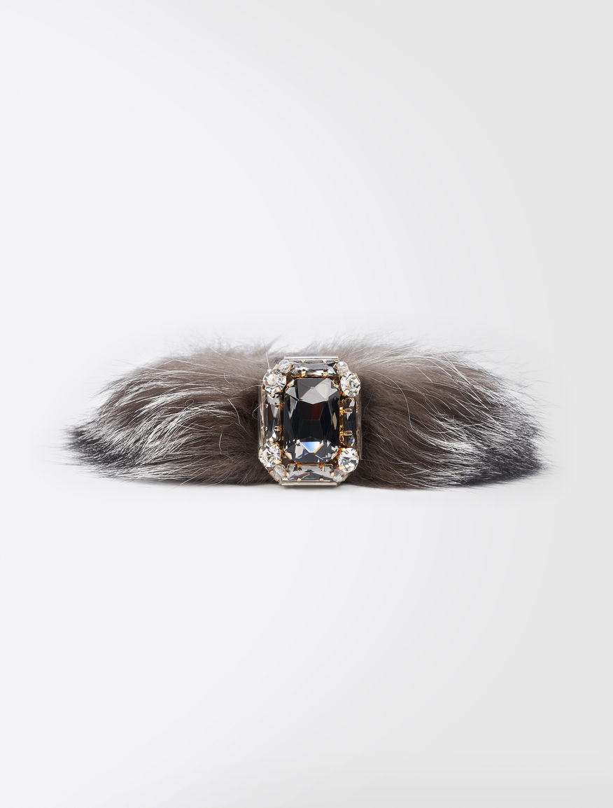Fox fur bracelet Weekend Maxmara