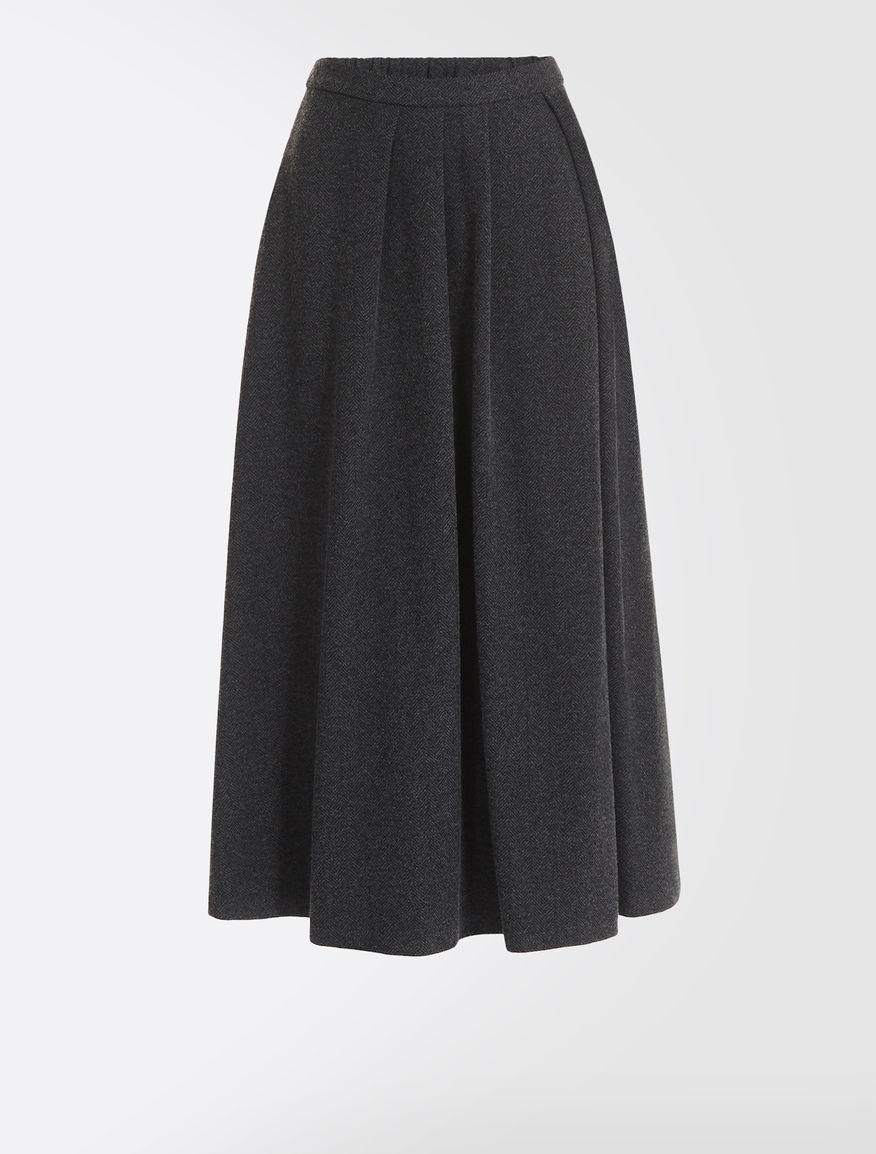 Viscose jersey skirt Weekend Maxmara