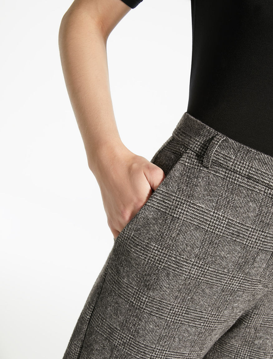 Viscose jersey trousers Weekend Maxmara
