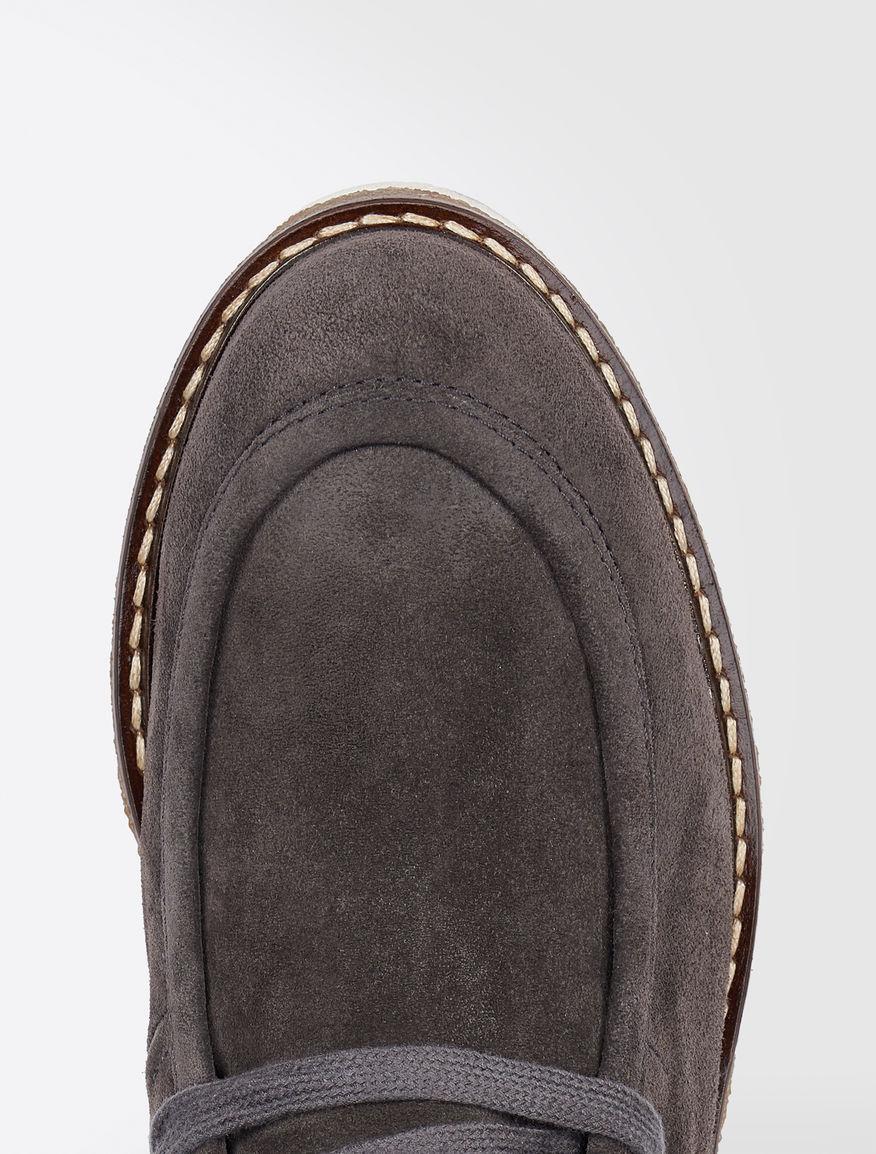 Ankle boot in pelle Weekend Maxmara