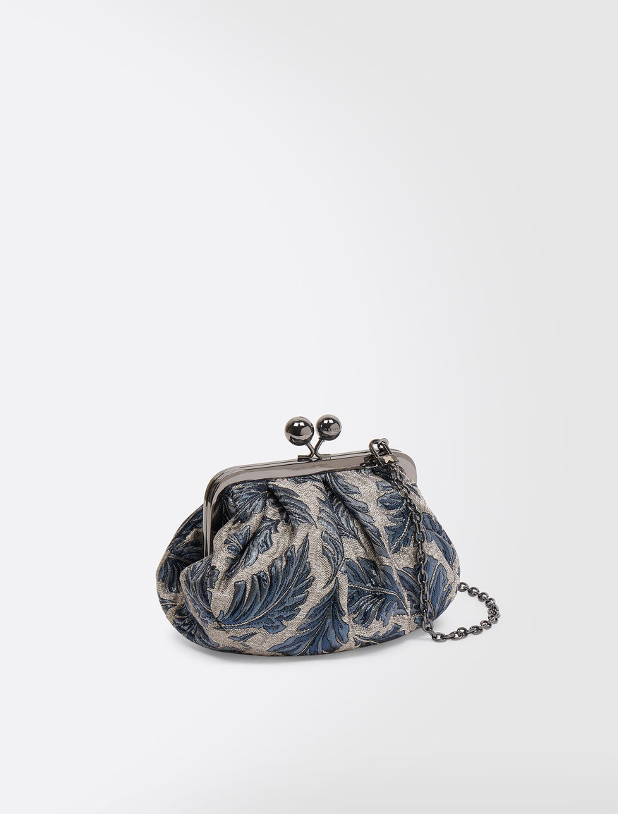 Mini Pasticcino Bag in jacquard fabric Weekend Maxmara