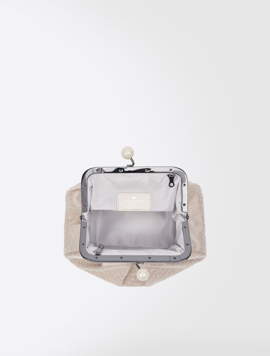 Pasticcino Bag Mini in raso di seta Weekend Maxmara