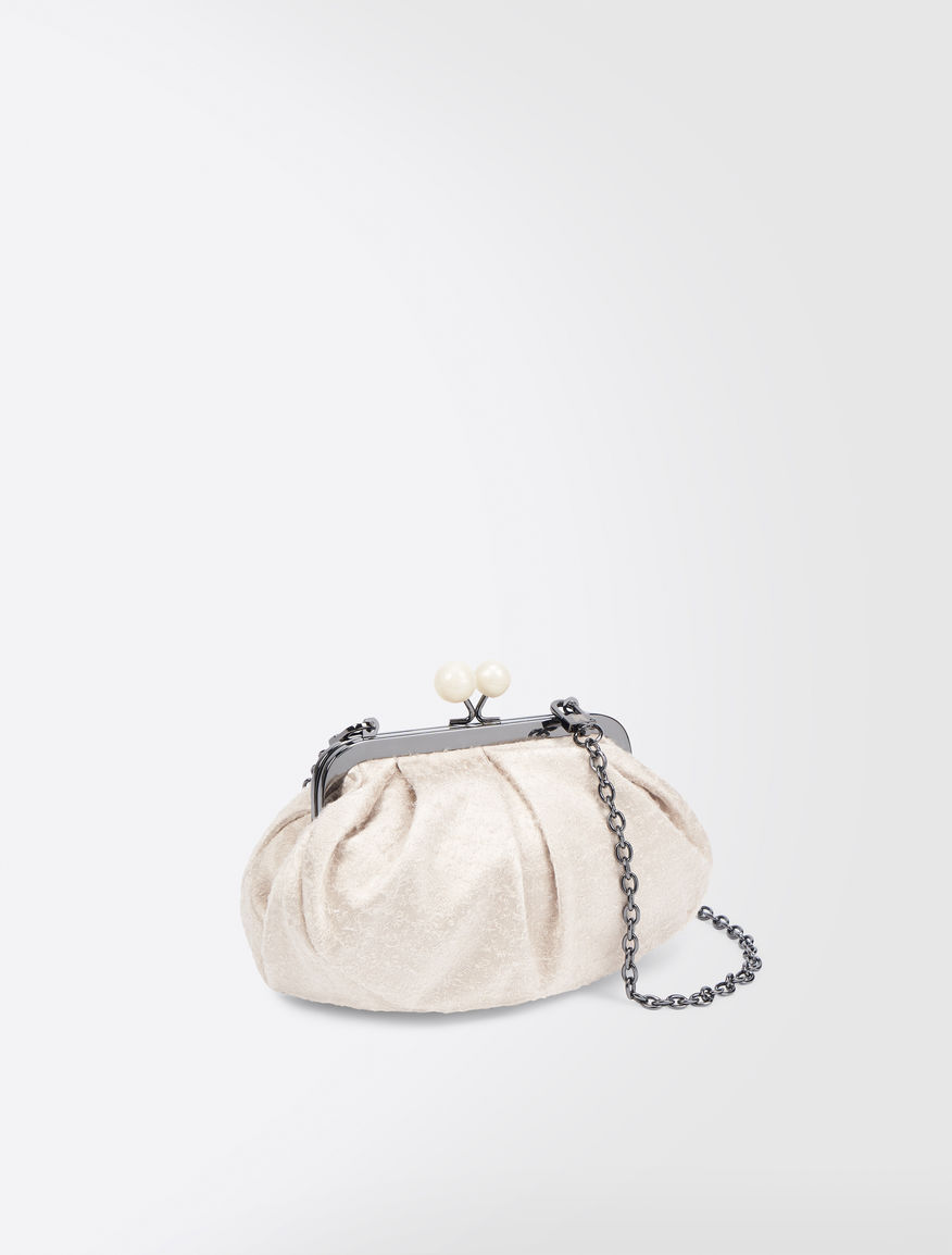 Pasticcino Bag Mini in raso di seta Weekend Maxmara