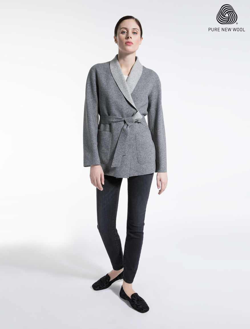 Wool cardigan Weekend Maxmara