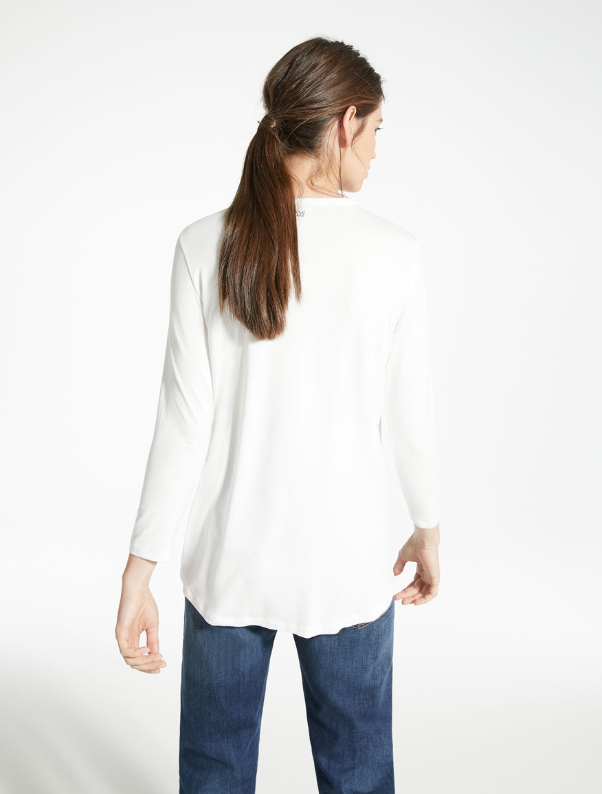 Viscose jersey top Weekend Maxmara
