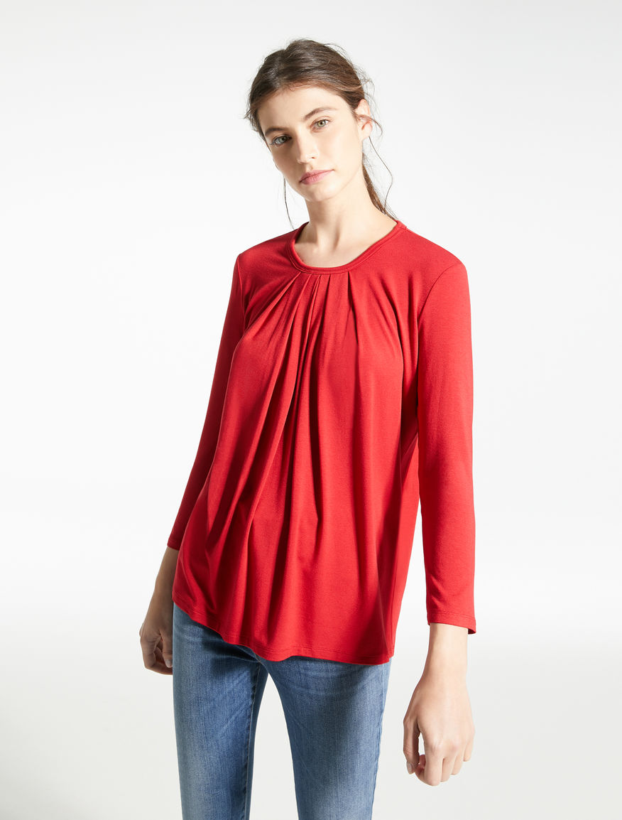 Top in jersey di viscosa Weekend Maxmara