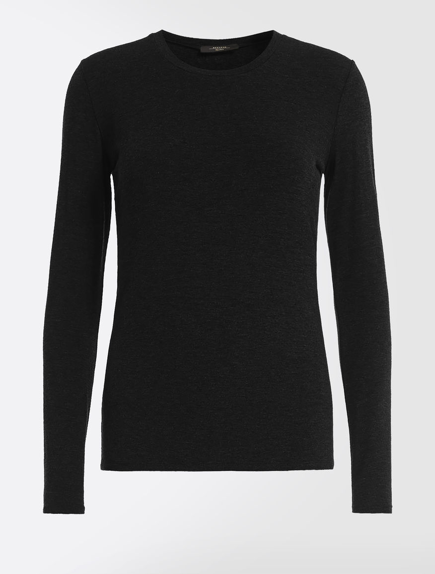 Viscose jersey jumper Weekend Maxmara