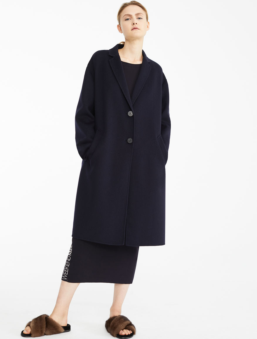 Cappotto in misto lana Weekend Maxmara