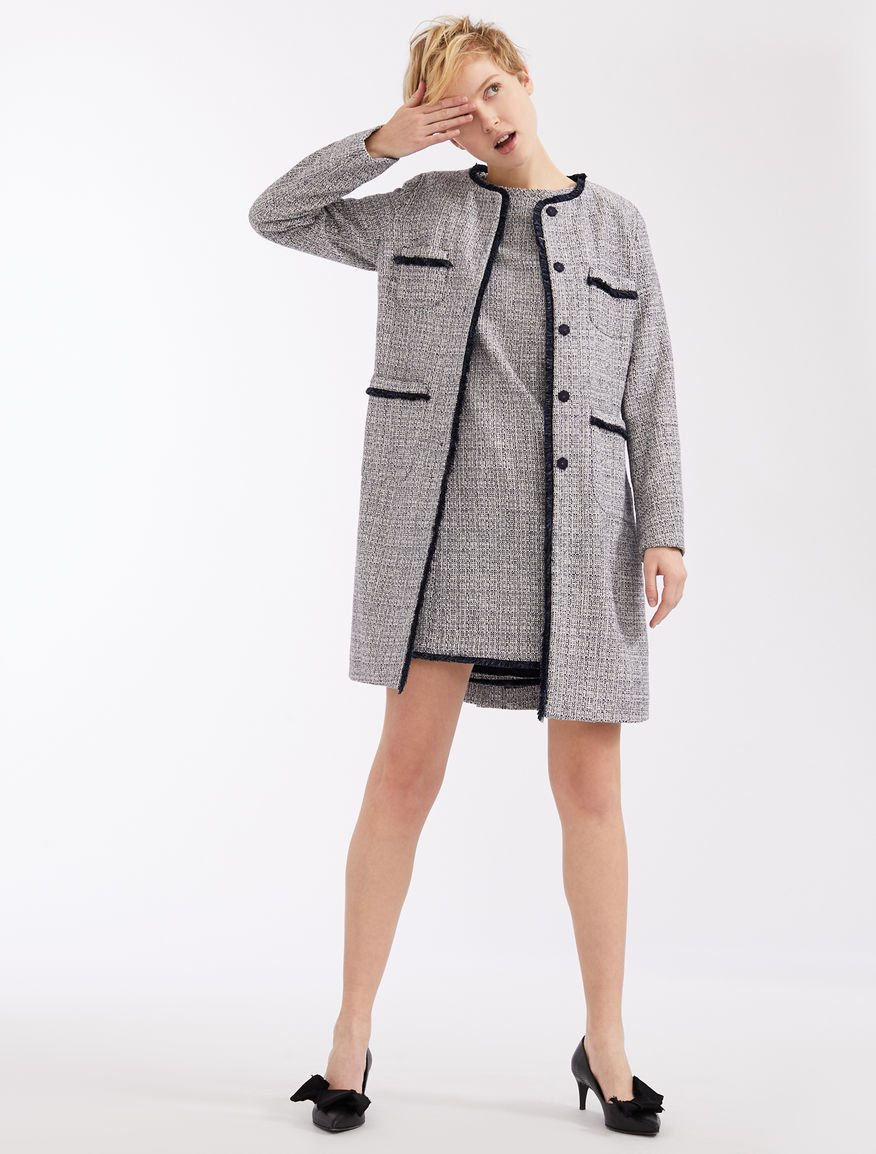 Cappotto in misto cotone Weekend Maxmara