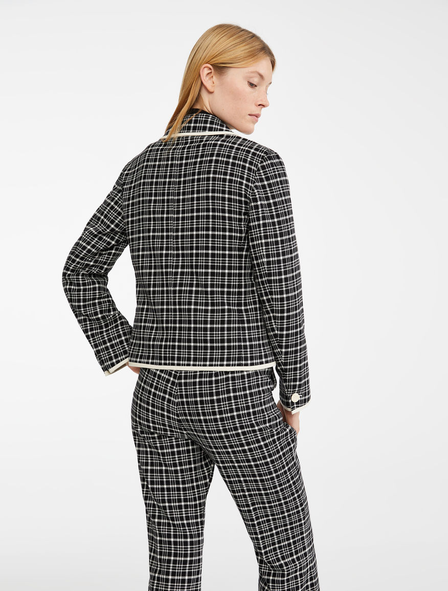 Cotton cordelet jacket Weekend Maxmara