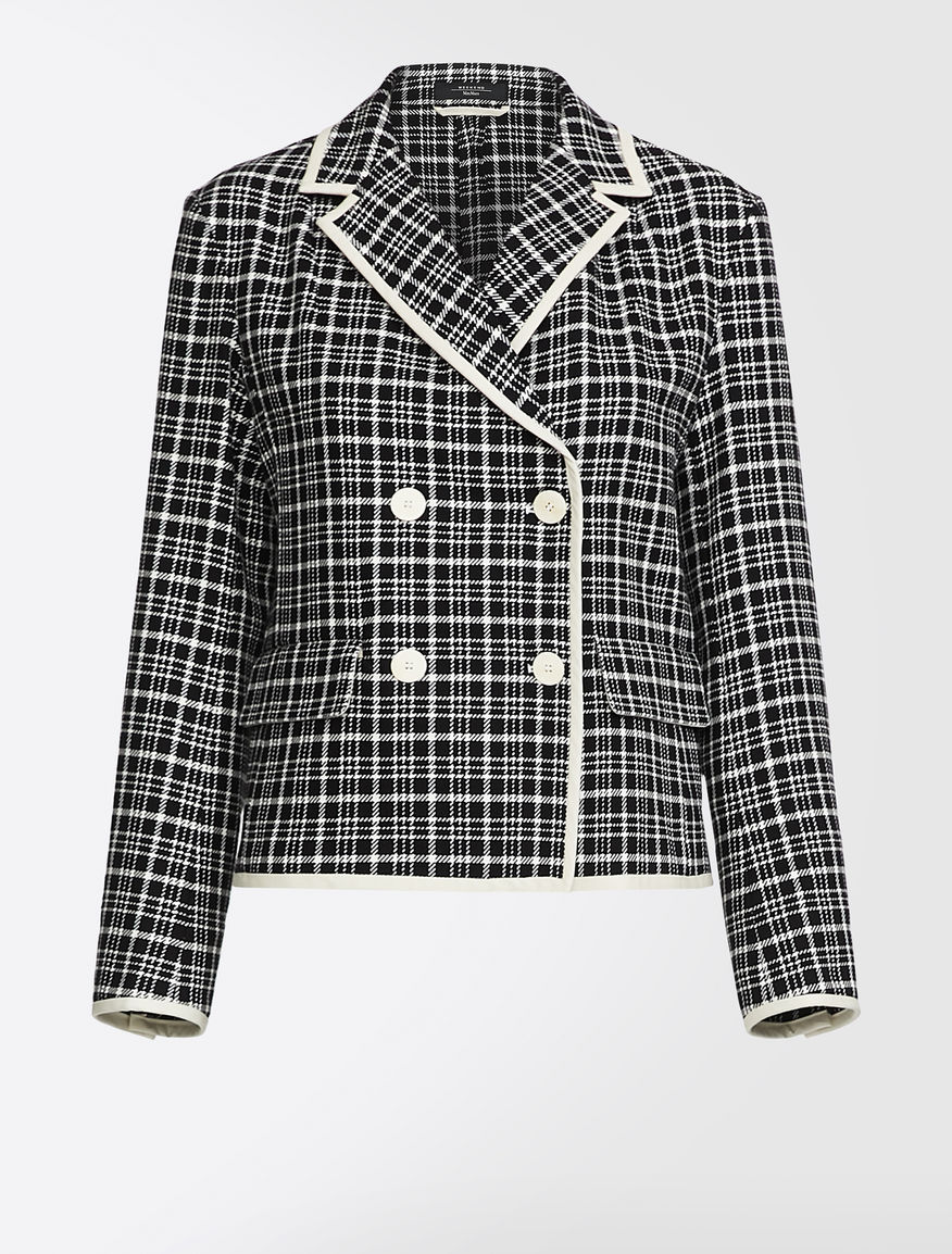 Cotton cordelet jacket Weekend Maxmara