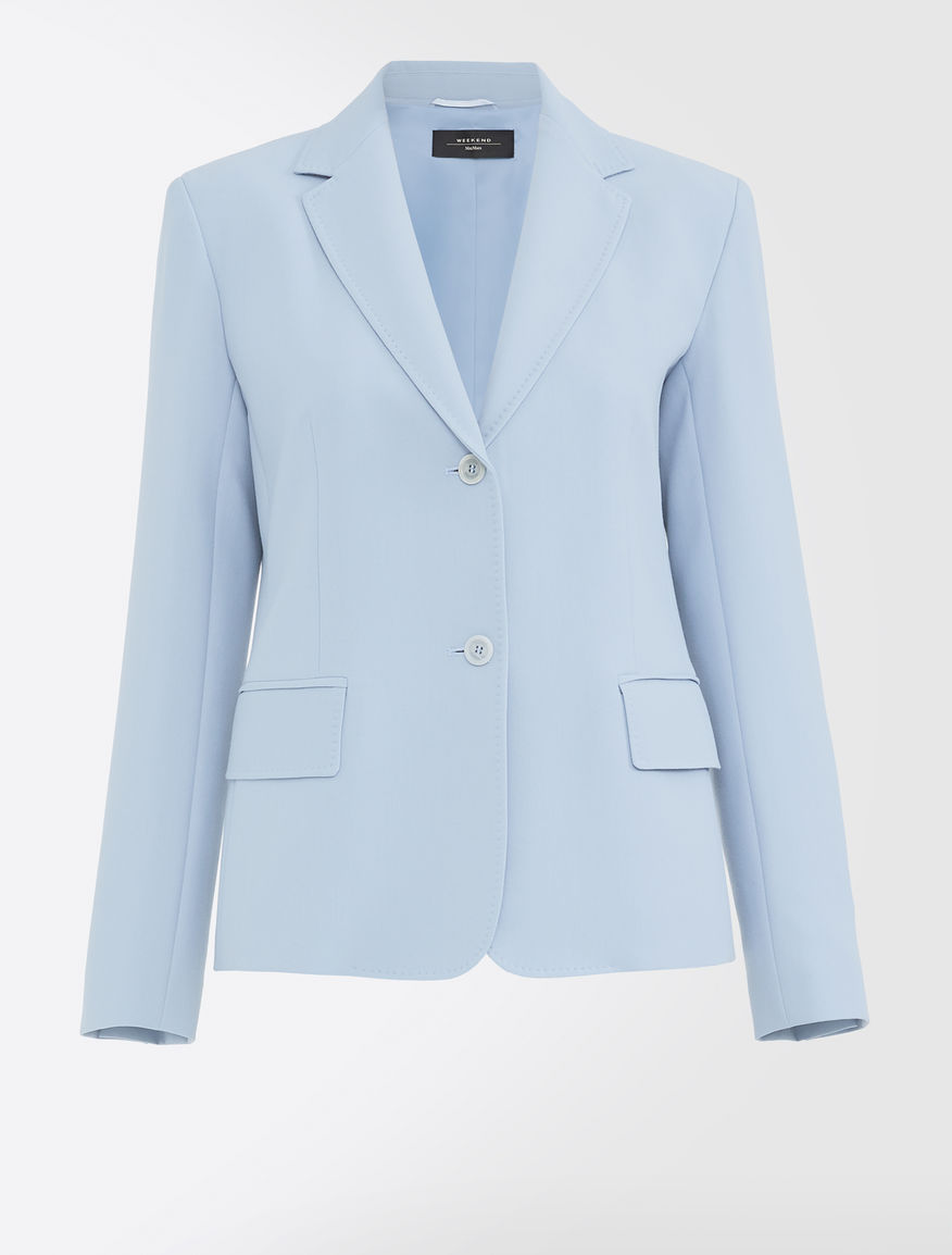Blazer in cady Weekend Maxmara
