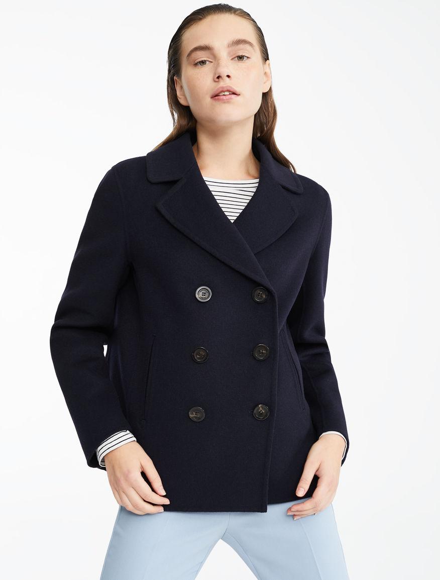 Wool-blend pea coat Weekend Maxmara