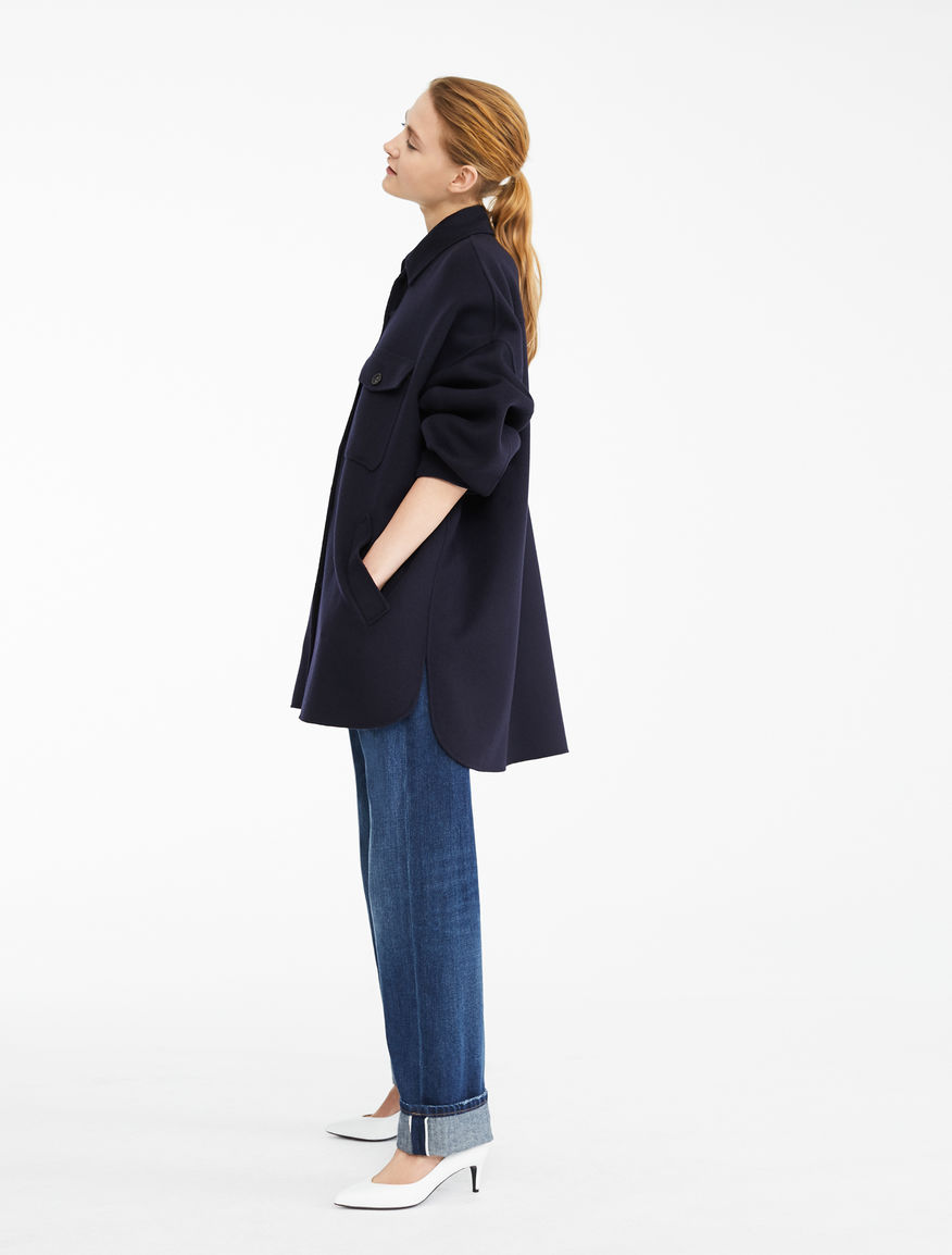Wool-blend jacket Weekend Maxmara