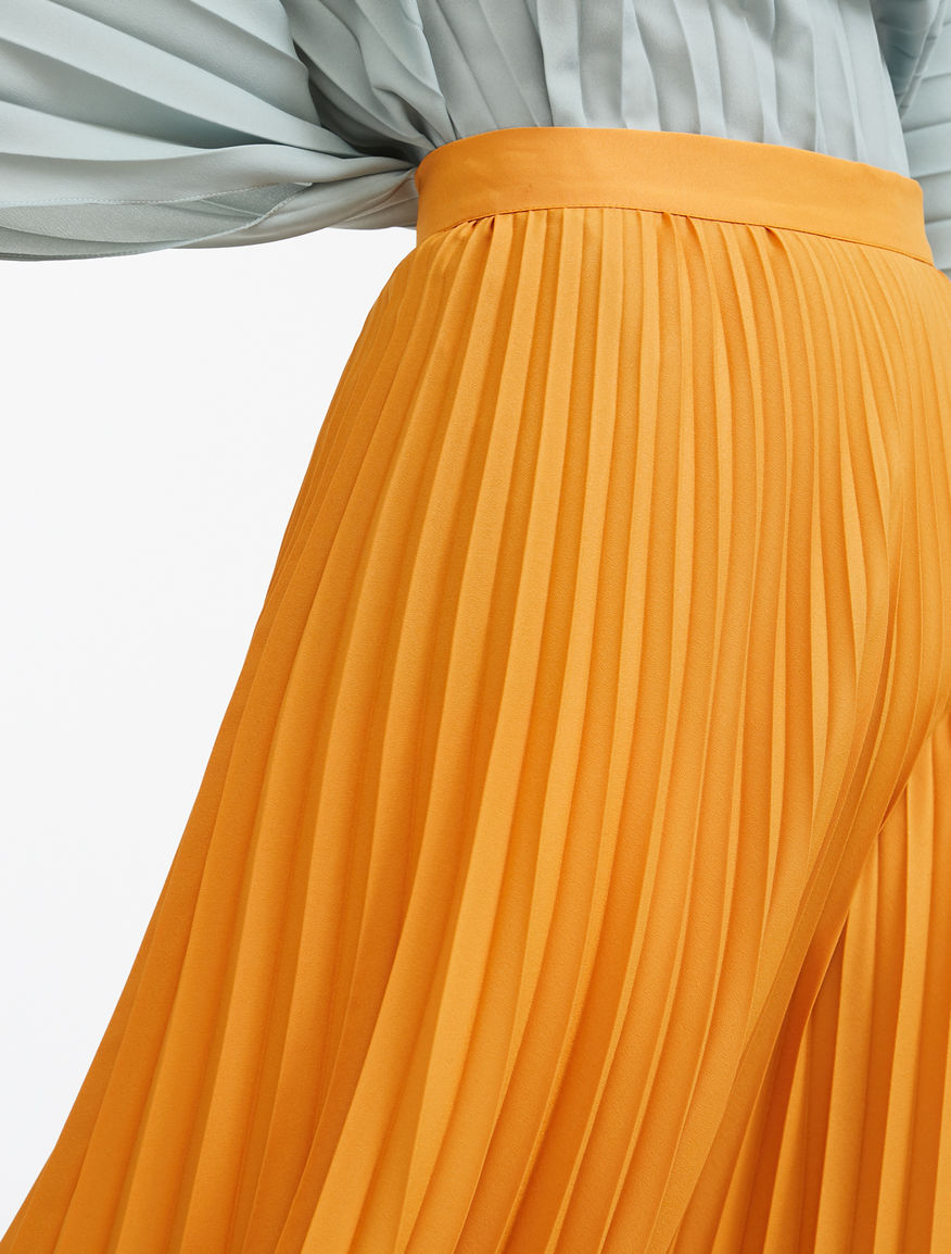 Crepe de chine skirt Weekend Maxmara